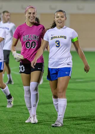 Rollins Woman's Soccer Defeat Nova 3-1