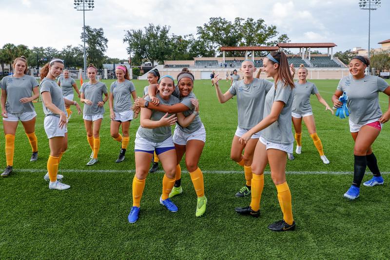 NCAA Women's Soccer: West Florida University at Rollins