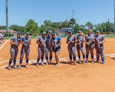 NCAA Softball: Rollins Honor Seniors