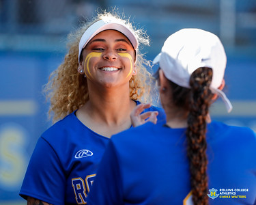 NCAA Softball: Rollins Host Queens (N.C.)