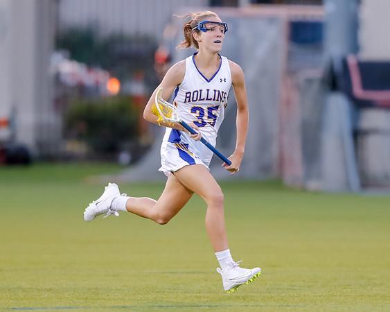NCAA Women's Lacrosse: Rollins Host Embry-Riddle