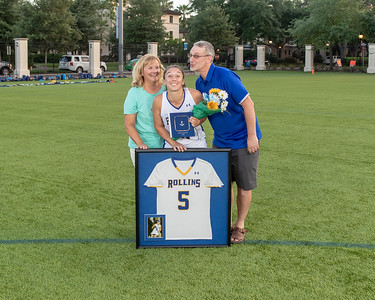 NCAA Women's Lacrosse: Rollins Honor Seniors