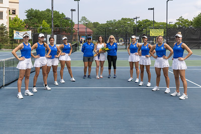 NCAA Women's Tennis: Rollins Honor Senior