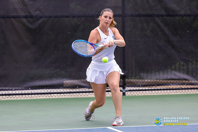 NCAA Women's Tennis: Rollins Host Palm Beach Atlantic