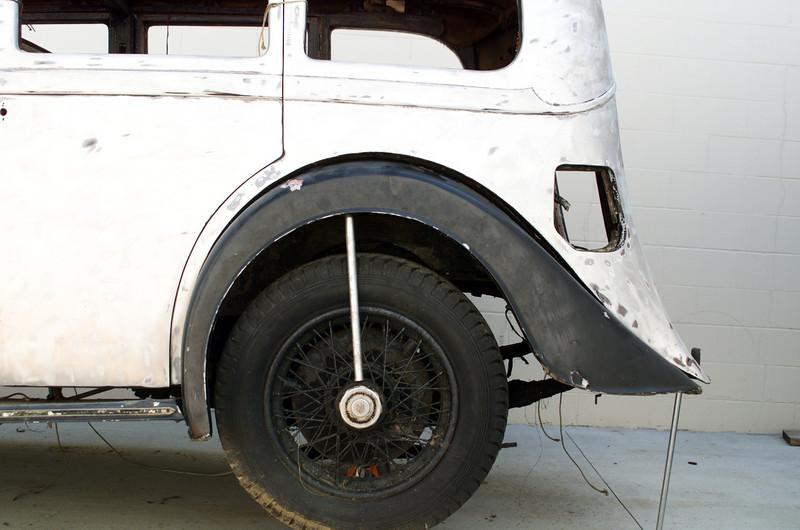 GLJ59 - 1935 Rolls-Royce 20/25 Mayfair Limo