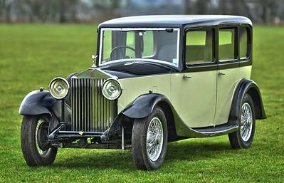 Rolls Royce 20/25 JJ 6374