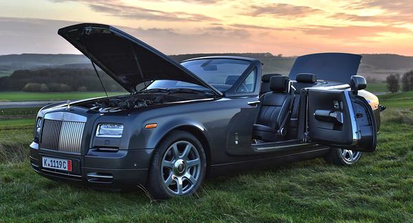 2013 Rolls Royce Phantom DHC Series II LHD