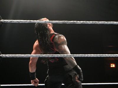 Roman Reigns - Candids by loughree0128 / WWE Live Osaka (Japan)