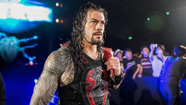 Roman Reigns - Digitals WWE Live Osaka (Japan)