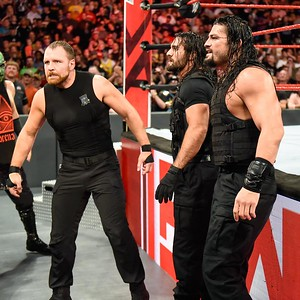 Roman Reigns / the Shield - Raw Sept. 3, 2018