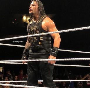Roman Reigns - WWE LIve Corpus Christi
