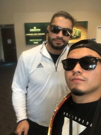 Roman Reigns - WWE LIve Edinburg (Texas)