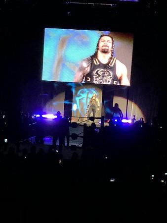 Roman Reigns - WWE Live Billings