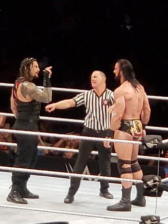 Roman Reigns - WWE Live Charleston (Aug. 4, 2018)