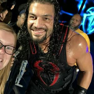 Roman Reigns - WWE Live Coluumbus (July 2018)