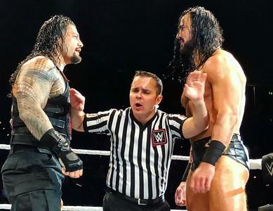Roman Reigns - WWE Live Lexington