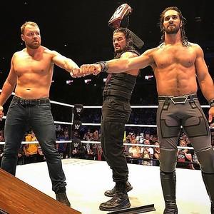 Roman Reigns - WWE Live London (Aug. 29, 2018)