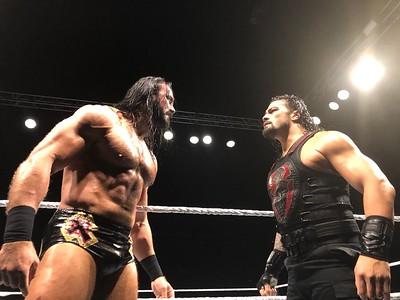 Roman Reigns - WWE Live Salisbury (Aug. 10, 2018)