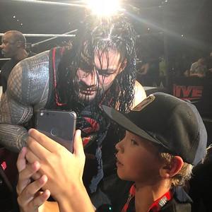 Roman Reigns - WWE Live Savannah