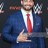 "arrives at the WWE's First-Ever Emmy ""For Your Consideration"" Event at Saban Media Center on June 6, 2018 in North Hollywood, California."