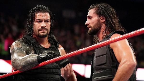 Roman Reigns / the Shield - Raw Digitals (Oct. 8, 2018)