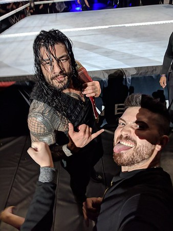 Roman Reigns / the Shield - WWE Live Abbotsford