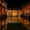 Roman baths engaemnt photography