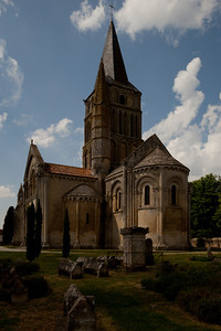 Aulnay-de-Saintonge Abbey