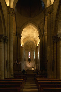 Aulnay-de-Saintonge Abbey Choir
