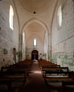 Bourg Charente, Saints Stephen and John the Baptist Church