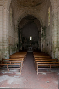 Charente, Bourg ChurchSaintes, Saint-Eutrope Church Crypt