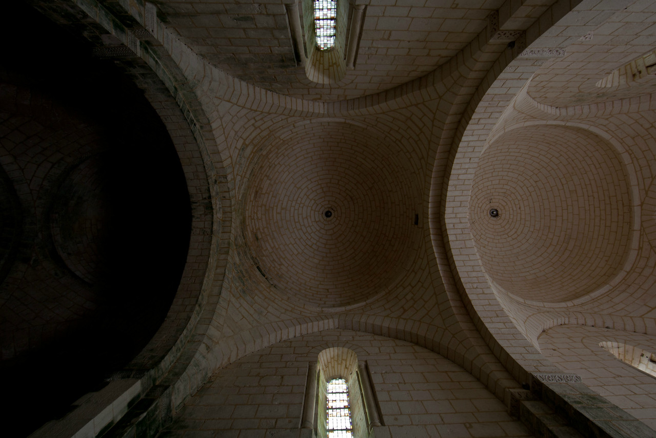 Charente, Bourg Church DomesCharente, Bourg Church DomeBourg Charente, Saints Stephen and John the Baptist Church Domes