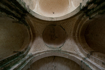 Bourg Charente, Saints Stephen and John the Baptist Church Crossing Dome
