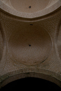 Bourg Charente, Saints Stephen and John the Baptist Church Dome