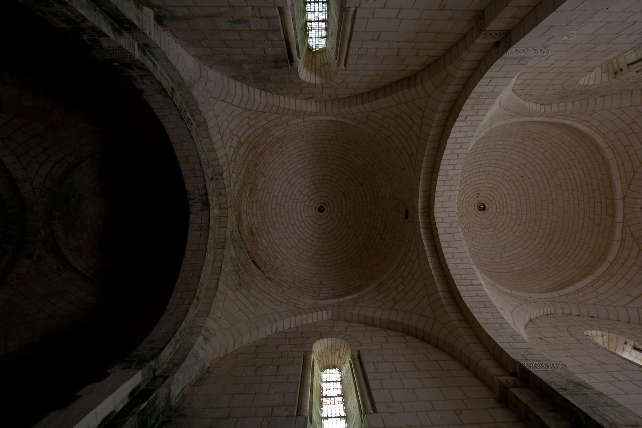 Bourg Charente, Saints Stephen and John the Baptist Church Domes