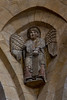 Conques Abbey - Crossing Spandrel Angel