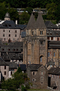 Abbey Church of Saint Foy West Towers