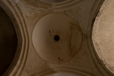 Lanville Priory of Notre-Dame Crossing Dome