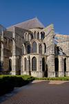 Reims, Saint-Remi Basilica Chevet Windows