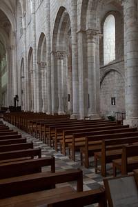 Saint-Benoit-sur-Loire Abbey Nave Arcade