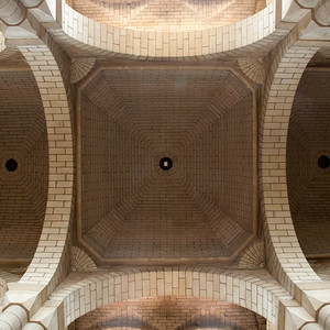 Saint-Hilaire-le-Grand Abbey Dome Vault