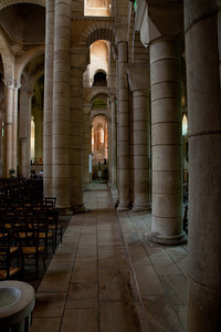Saint-Hilaire-le-Grand  Abbey Aisle