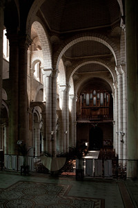 Saint-Hilaire-le-Grand Abbey Nave