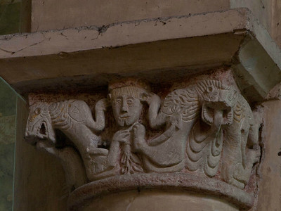 Saint-Hilaire-le-Grand Abbey Capital