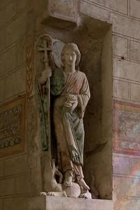 SaintSavin sur Gartempe, Saint-Michael