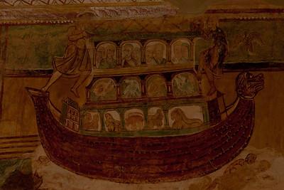 SaintSavin sur Gartempe Noah's Ark