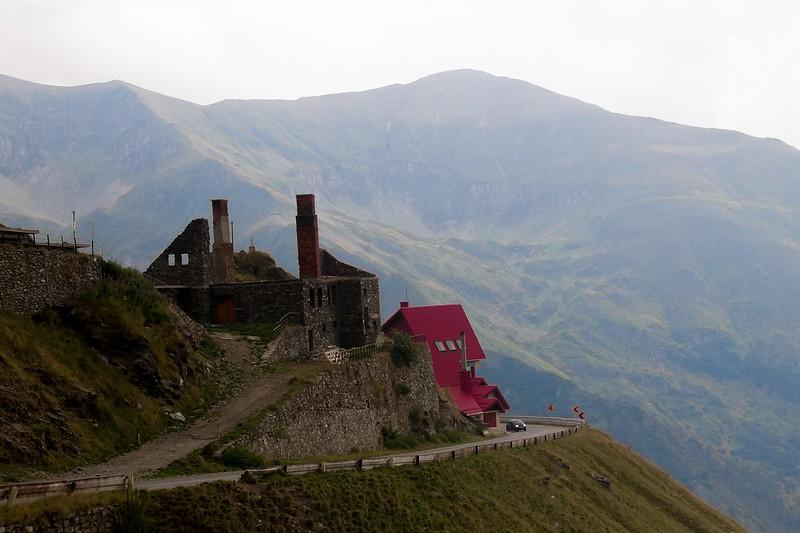 Climbing the Fagaras Mountains