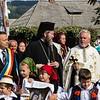 The Archbishop at September 8th ceremony, Razovela