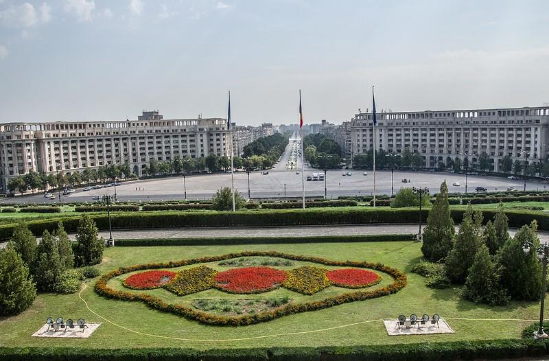 Bucharest: Revolution Square