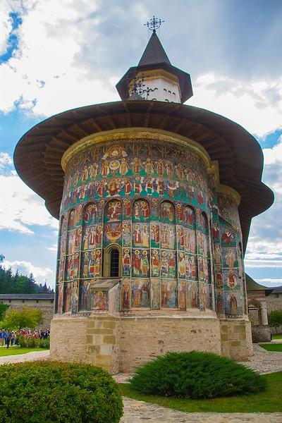 Sucavita Monastery, Bucovina